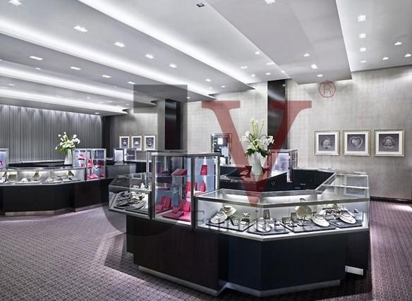 The Lighting Design Of Jewelry Store Amazing Sky Star